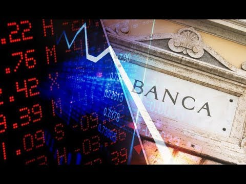114 Italian Banks!! Bailins Coming In EU - Have NP Loans Exceeding Tangible Assets