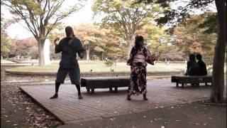 (MIRRORED)【林檎酢】Paired Wintry Winds 番凩 踊ってみた【仏壇仮面】