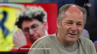 Gerhard Berger: Das Ferrari-Desaster - und: Vettel zu Racing Point?