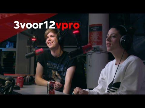 Interview met CUT_ - Live bij 3voor12 Radio