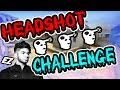 CS:GO - 100% HEADSHOT CHALLENGE !