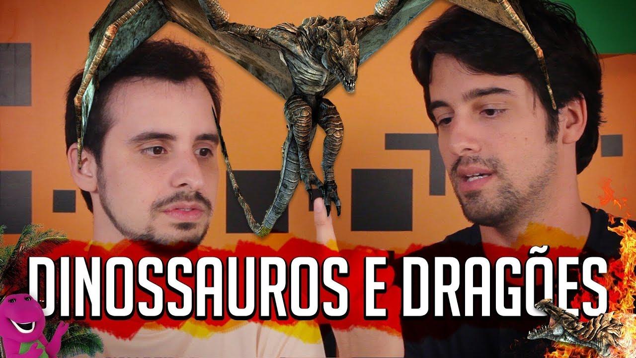 Dragões Para Sempre Great dinossauros e dragÕes - youtube