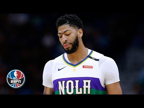 Anthony Davis drops 32 points in return, benched for 4th Qtr in Pelicans' win | NBA Highlights
