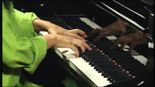 Chenyin Li plays Haydn Sonata in G Hob.XVI:8, first movement