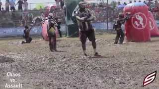 2014 PSP Chicago Divisional Finals - Raw Paintball Footage