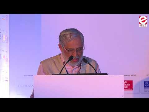 WES Delhi 2017 - Anil D Sahasrabudhe, Chairman, All India Council for Technical Education (AICTE)
