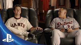 MLB 13 The Show | Cover Showdown: Buster Posey & Miguel Cabrera