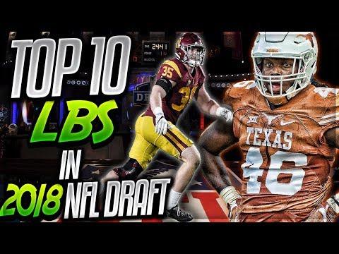 Malik Jefferson vs Cameron Smith  Top 5 Linebackers In The 2018 NFL Draft