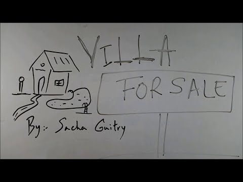 Villa For Sale - ep01 - BKP | class 9 cbse english drama by sacha guitry