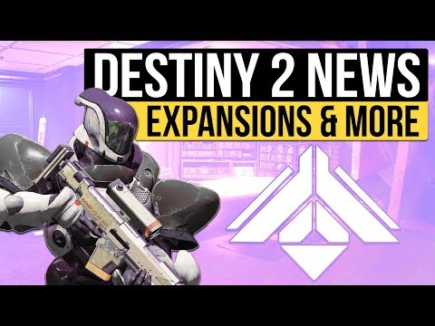 DESTINY 2 NEWS | Expansions In Development, Mining Lander Event, Cabal Lost Sector & Nessus Patrol!