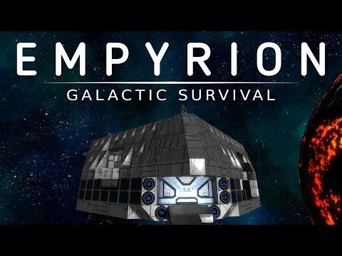 Capital Vessel Battle :: Dueling Derps - Empyrion: Galactic Survival