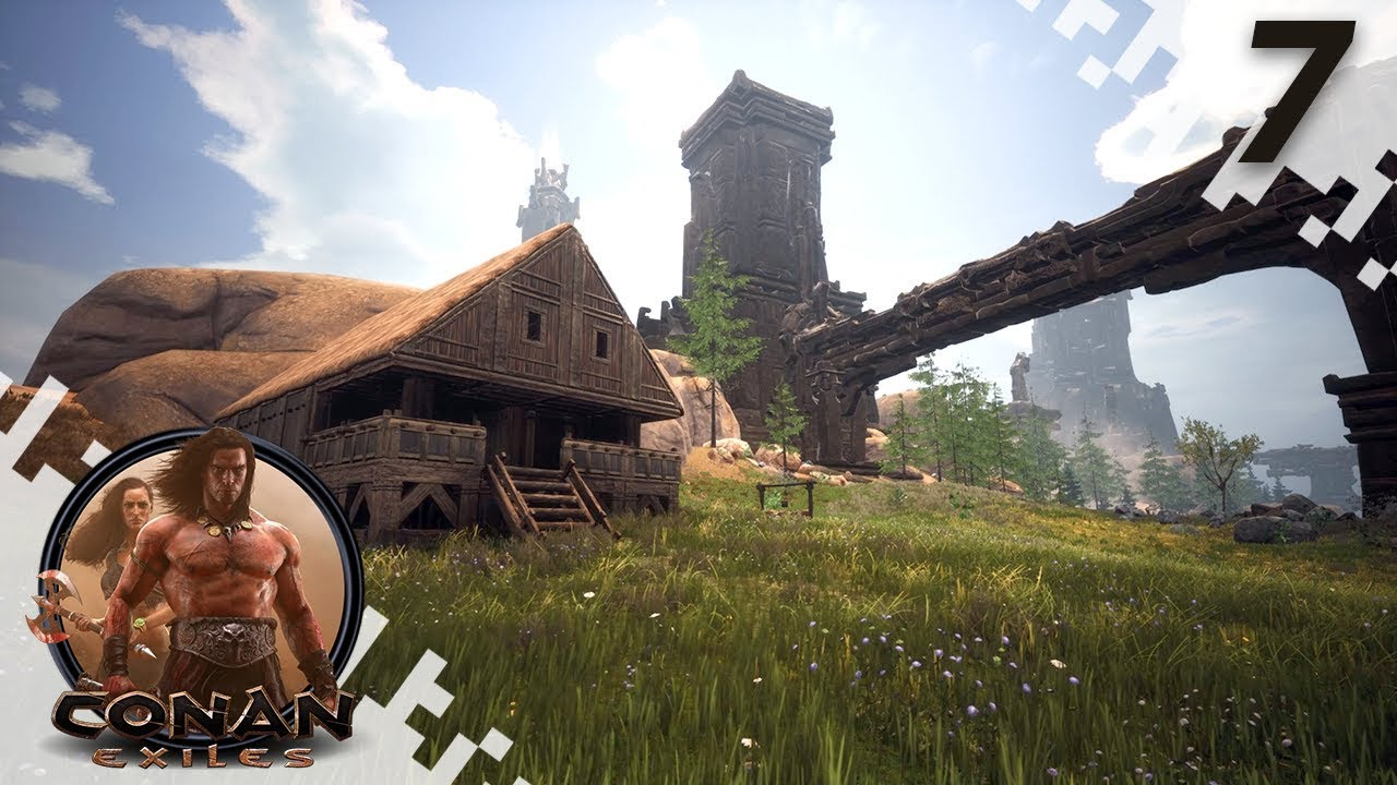 Conan Exiles The Frozen North Making Life Easier