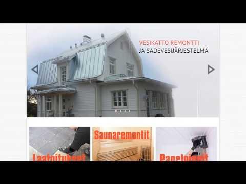 Cоздать сайт для строительной фирмы. Видео!