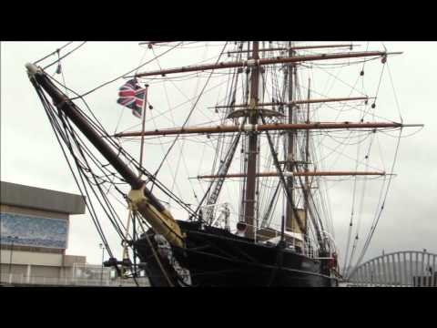 Dundee, City of Discovery - one hour in Scotland