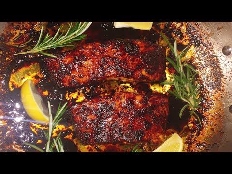 How To Make Honey-Soy Glazed Salmon (Sweet Soy Salmon) For Valentine's Day Dinner