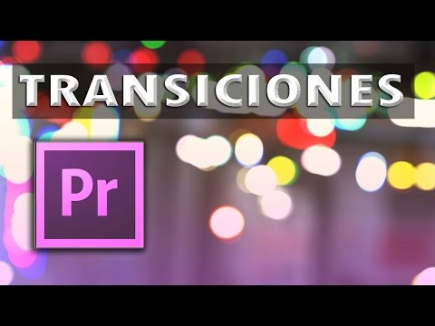 Premiere: videos como transiciones entre imágenes