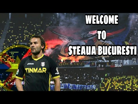 Filipe TEIXEIRA | Welcome to Steaua Bucuresti