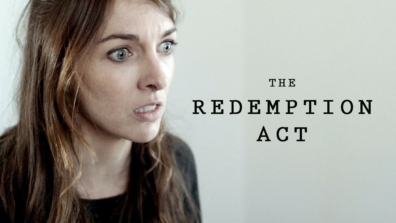 A man relives a horrific crime over and over again | THE REDEMPTION ACT | sci-fi short film