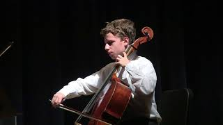 Jacob School of Music Summer String Academy Quartet Haydn Op 76 No 1