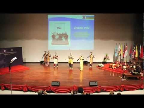Mak Yong Spiritual Dance Heritage