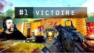 MON MEILLEUR TOP 1 sur BLACKOUT !! (BO4 Battle Royale)