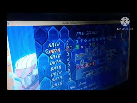 Game Play Megaman X Legacy Collection 2 |