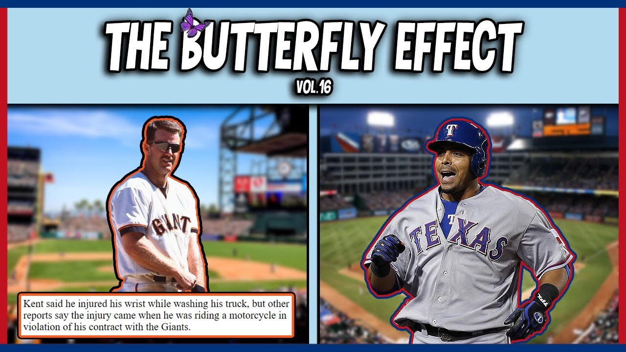"""Download Jeff Kent """"Washing His Truck"""" Led to the Brewers Trading Away a Young Nelson Cruz"""
