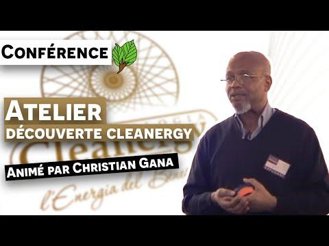 Atelier de découverte du Cleanergy