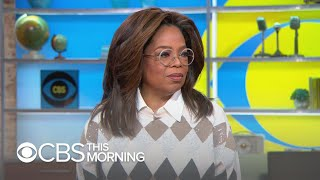 """Oprah Winfrey says $13M Morehouse College donation was """"totally spontaneous"""""""