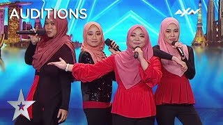 nama proves that talent can t be judged from the outside asia s got talent 2019 on axn asia