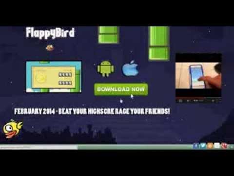 Flappy Bird Cheats - How To Break Any Score [Video Proof]