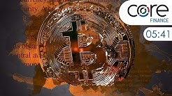 Bitcoin ranked 30th most valued currency in the world