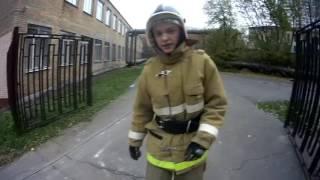 Немного из жизни курсанта МЧС России