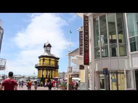 Cape Town Day 1 Vlog |  V&A Waterfront (1080p HD)