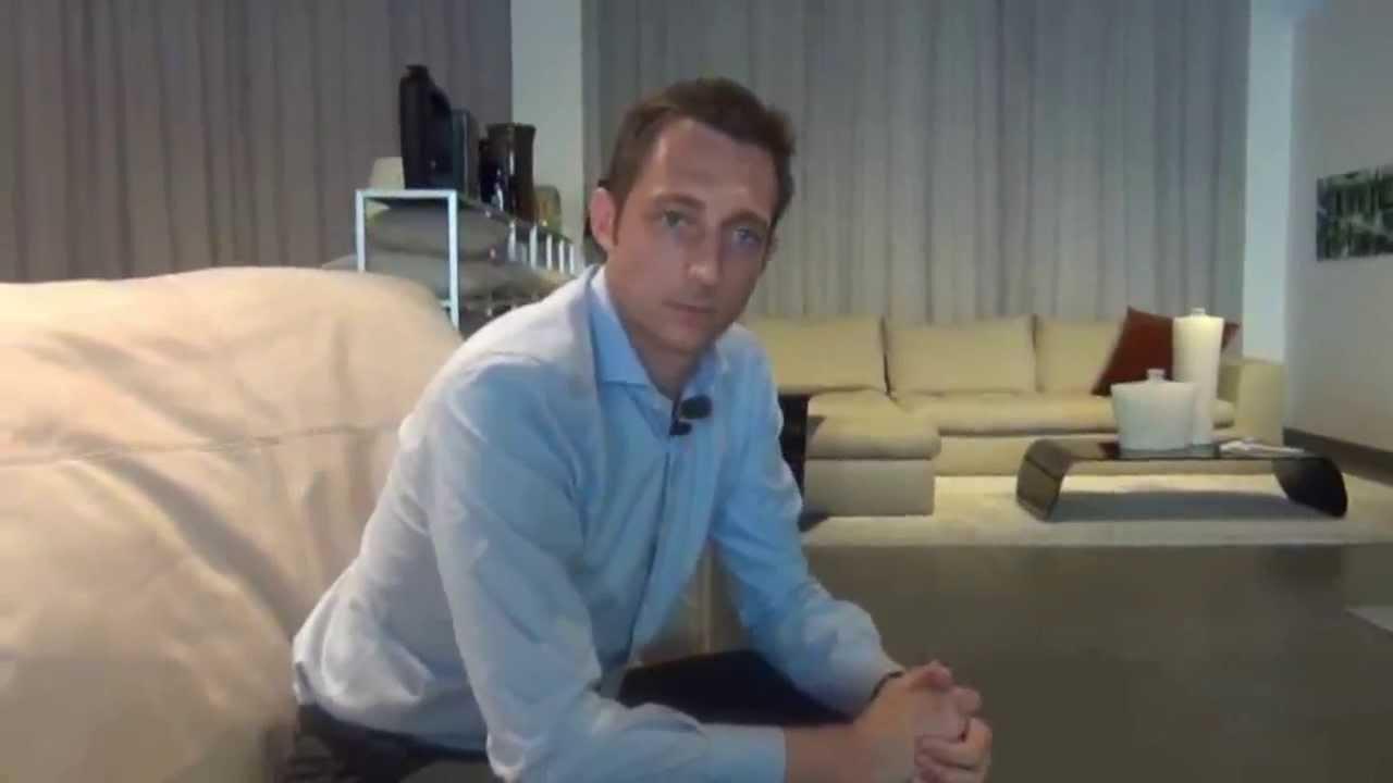 Intervista a Filippo Berto della Berto Salotti di Meda - YouTube