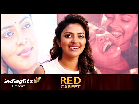 From childhood I'm adventurous & risk loving - Amala Paul Interview | Amma Kanakku Red Carpet