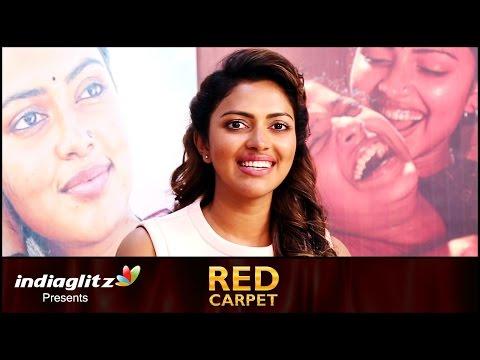 From childhood I'm adventurous & risk loving - Amala Paul Interview | Amma Kanakku Red Carpet