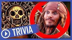 Fluch der Karibik ohne Johnny Depp??? 5 unglaubliche Fakten zu Pirates of the Caribbean