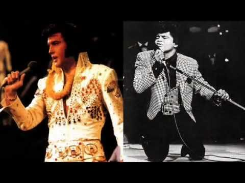 Love Me Tender  JAMES BROWN  Elvis tribute