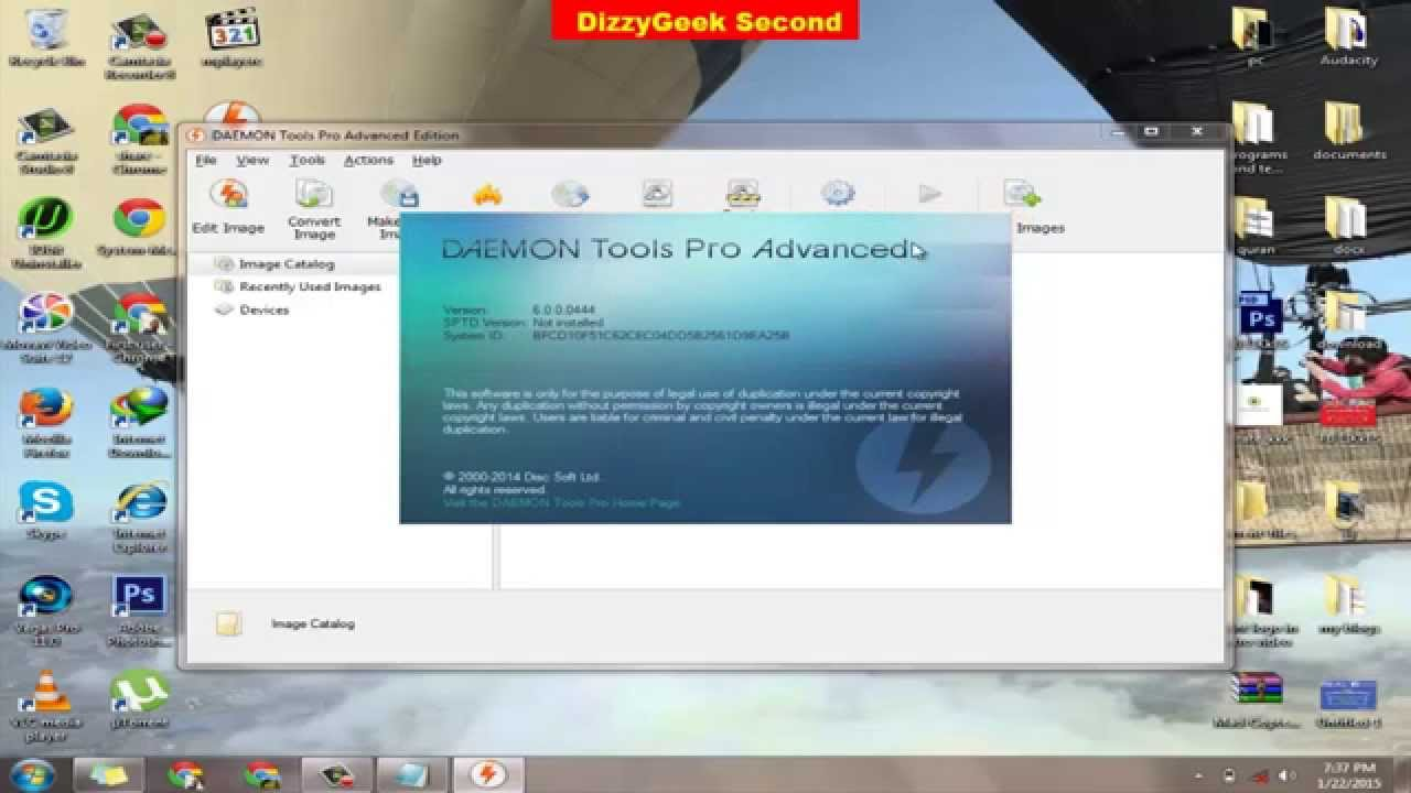 daemon tools pro advanced 6.1 serial number