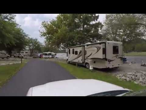 axtel campground ky camping tour