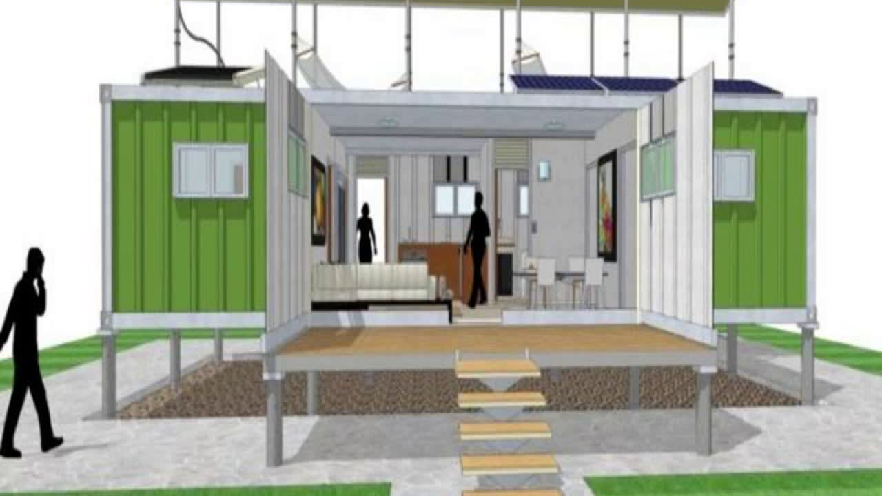 Shipping container home design software for mac youtube for Shipping container home design software