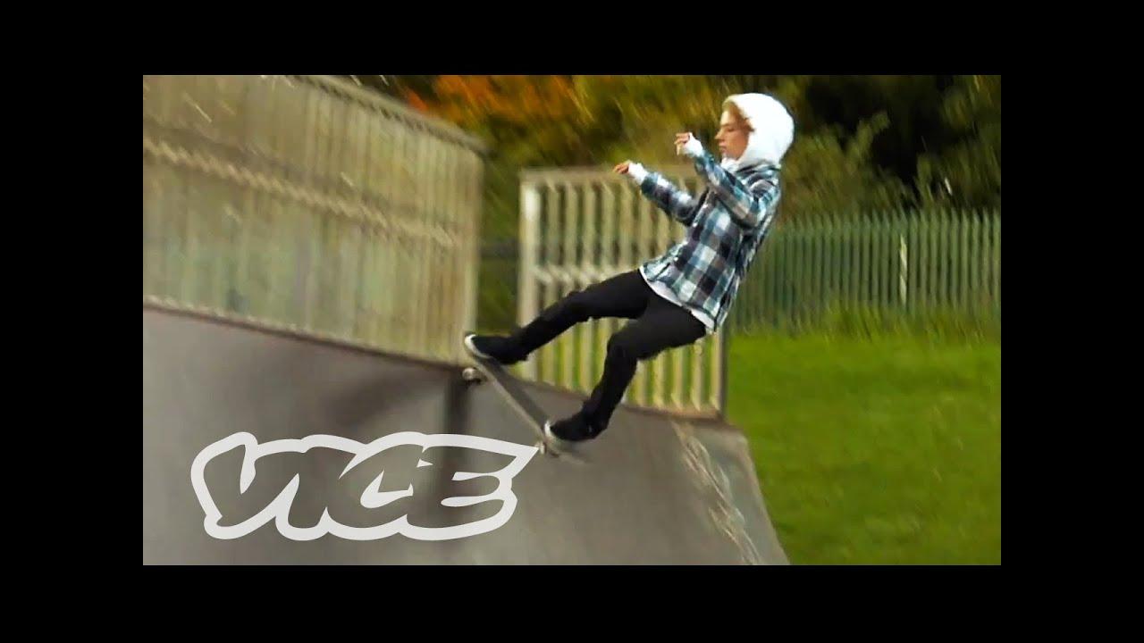 Skate World: England