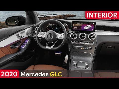 2020 Mercedes GLC (Facelift) - Interior Design
