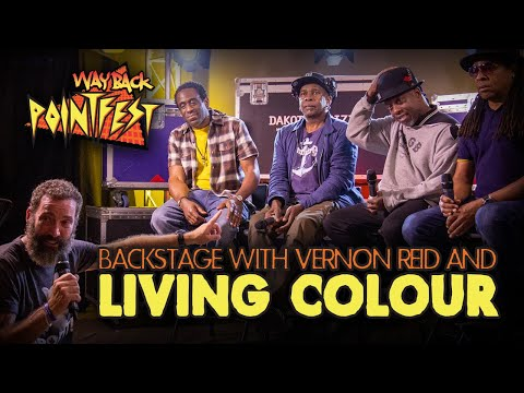 "LIVING COLOUR: ""Cult Of Personality"" is just as relevant now as the 80s & 90s [WayBack Pointfest]"