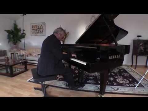 #Bach #Siloti / #Prélude en si m