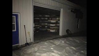 Indoor Wintering of Honey Bees