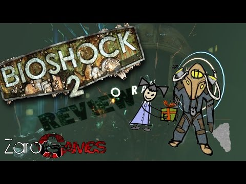 Vamos a hablar de BIOSHOCK 2//MINI REVIEW