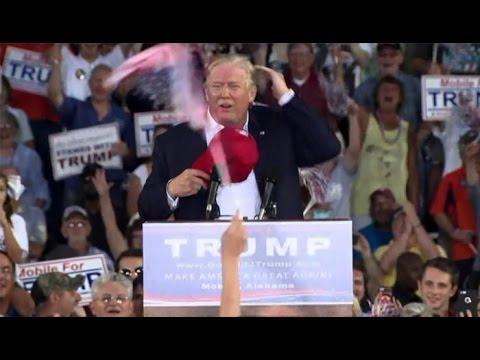 FNN: FULL - Donald Trump, GOP Presidential Front Runner, at Mobile, AL Rally