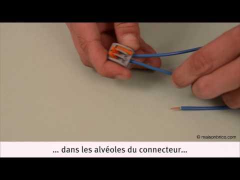 Installations électriques : connexions et dérivations